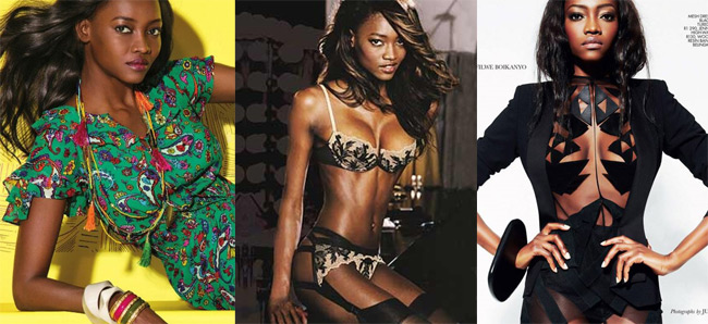 Highly adaptive, Oluchi is instantly recognisable