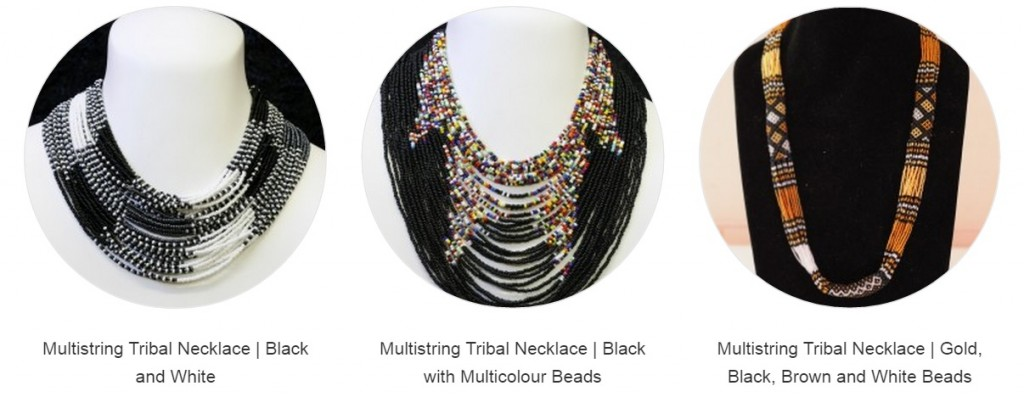 Zulu Bead Necklace