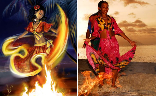 Seychelles-Sega-Dance-and-Art-Tattoo-Africa-Fashion