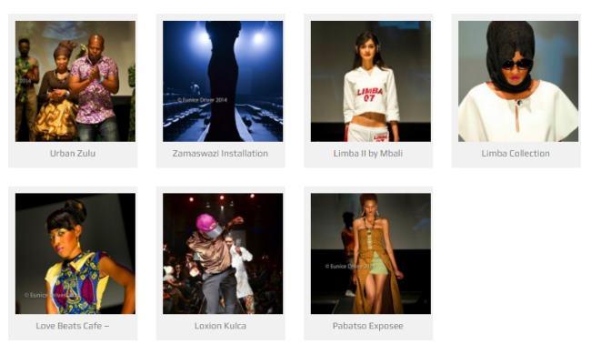 Soweto Fashion Show Africa Fashion 2