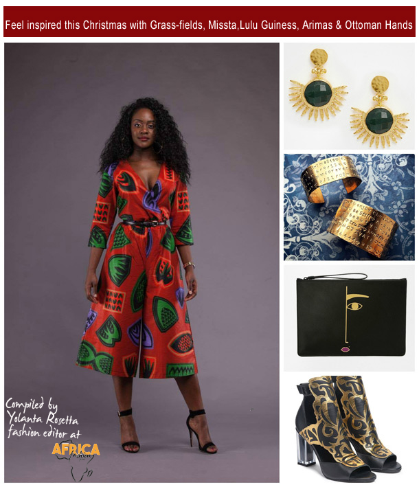 Africa-Fashion-Christmas-look bold