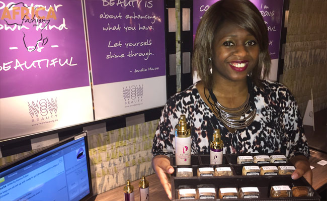 WOW-Beauty-Doctor-Clare-Eluka-Primae-at-Denise-Rabor-Event-for-Africa-Fashion-Product-Presentation