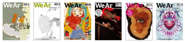 WeAr-London-Africa-Fashion-Magazine-Covers