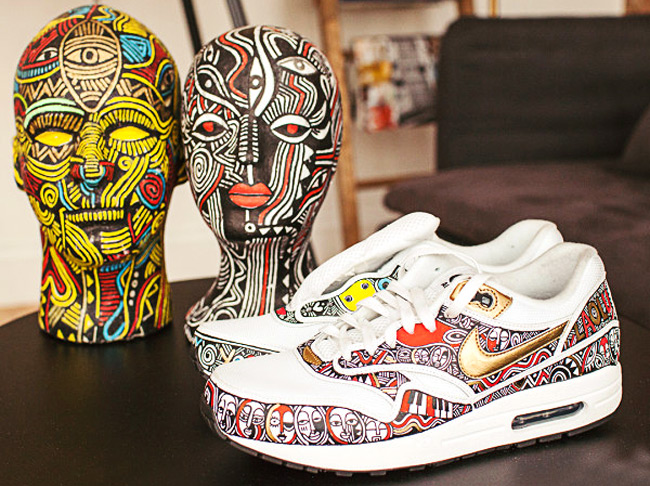 Laolu-Senbanjo-New-Design-for-Nike-Africa-Fashion