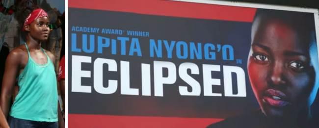 Lupita Nyongo Eclipsed Africa Fashion